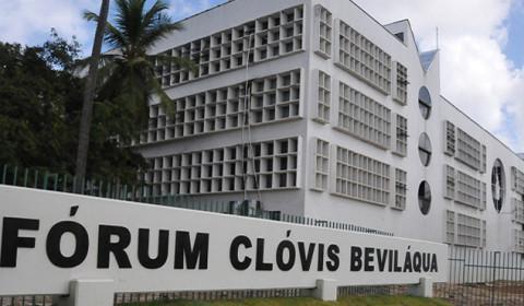 Pesquisas constatam melhorias no asseio e conservação do Fórum Clóvis Beviláqua