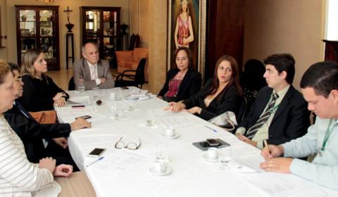 Magistrados planejam instalação de novos centros de conciliação e mediação de conflitos