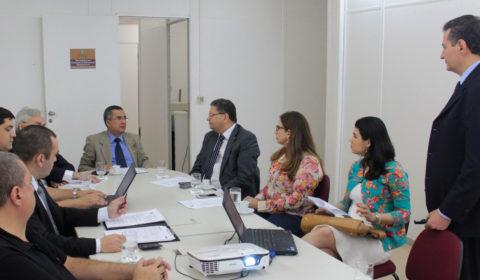 TJCE e Sejus criam grupo para estudar implantação de projeto de videoconferência