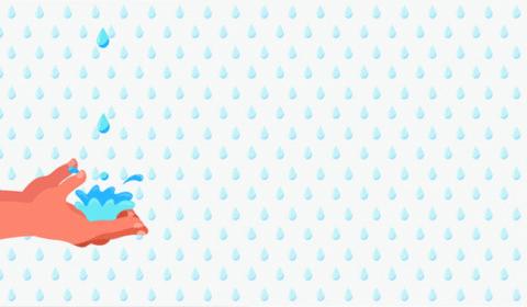 Enquete TJCE: 49% dos participantes economizam água fechando torneiras ao ensaboar