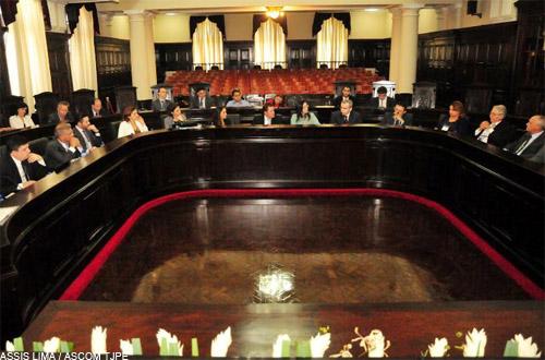 Juiz Auxiliar da Presidência profere palestra sobre precatórios no Tribunal de Justiça de Pernambuco