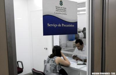 Presidente do Tribunal de Justiça do Ceará institui Comitê Estadual de Precatórios