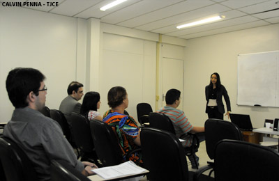 Setor de Precatórios do TJCE inicia treinamento para elaboração de Plano Estratégico