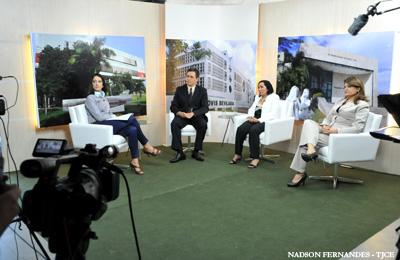 Programa de TV da Justiça do Ceará destaca atuação dos Setores de Precatórios do TJCE e do TRT