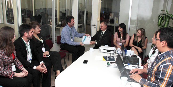Seplag apresenta projeto para otimizar trabalho na Assessoria de Precatórios