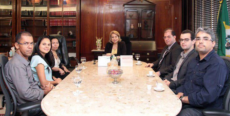 Experiência do Setor de Precatórios do TJCE é apresentada à Justiça de Sergipe