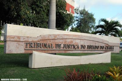 Resultado de imagem para TJ do Ceará
