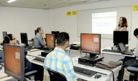 Servidores do Fórum participam de curso de Formação Básica de Analista de Processos