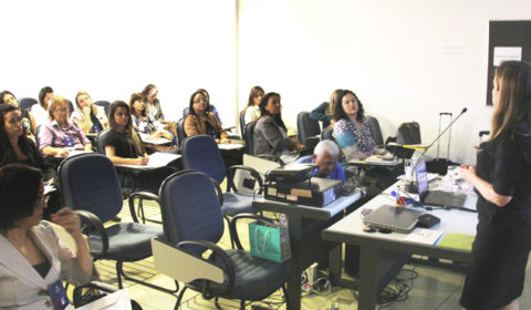 Esmec inicia curso Facilitadores da Oficina da Parentalidade