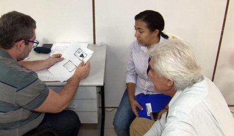 Mutirão no Fórum de Fortaleza realiza 15 coletas de material genético para exames de DNA