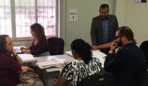 Centro de Judiciário de Maracanaú obtém 37 acordos no I Mutirão do DPVAT