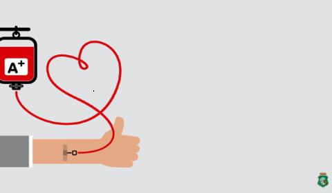 Fórum realiza nesta sexta campanha de doação de sangue e cadastro de doadores de medula óssea