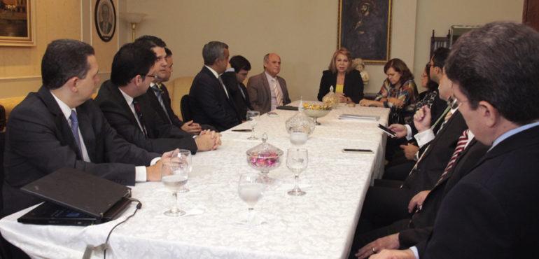TJCE, Ministério Público, OAB e Defensoria discutem ações para agilizar processos de presos provisórios
