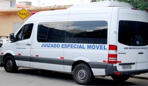 Juizado Móvel realiza mais de 9 mil acordos em dois anos