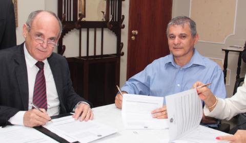 Tribunal de Justiça renova parcerias na área de penas alternativas em Caucaia e Maracanaú