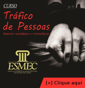 Curso Tráfico de Pessoas