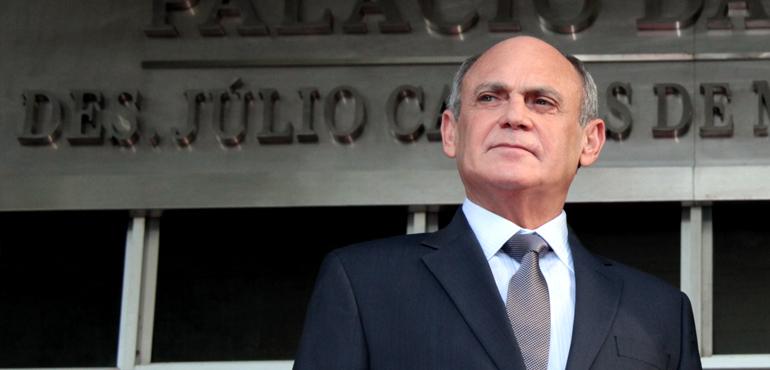 Presidente do TJCE será homenageado pelo Comando Geral da Polícia Militar