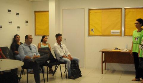 Oficina no Fórum Clóvis Beviláqua ajuda pais e filhos a superar conflitos