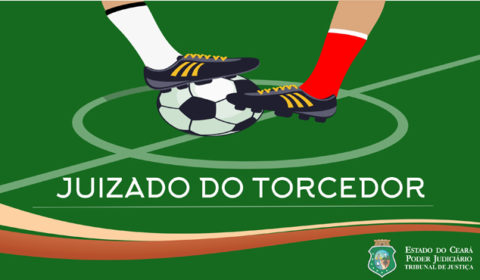 Juizado do Torcedor atuará neste domingo durante final do Campeonato Cearense