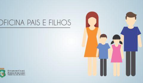 Oficina Pais e Filhos será realizada neste  sábado na Faculdade Farias Brito