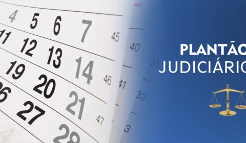 Judiciário funciona em regime de plantão no feriado de Tiradentes e fim de semana