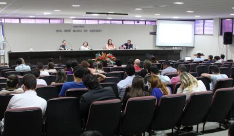 Escola da Magistratura promove mesa-redonda  para debater questões ambientais
