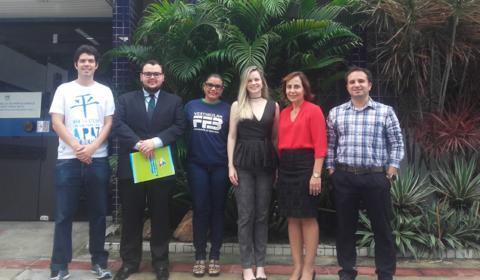 Extensão do Cejusc na Faculdade Farias Brito inicia homologação de demandas pré-processuais