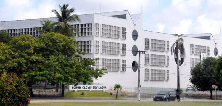Unidades do Fórum Clóvis Beviláqua permanecem sem atendimento presencial