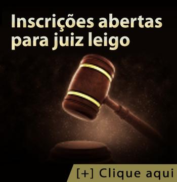Seleção para Juiz Leigo