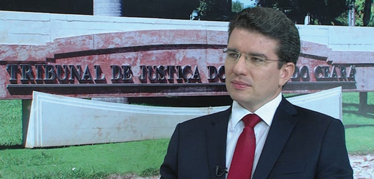 Superintendente Jurídico do TJCE, Nilsiton Aragão, é o entrevistado