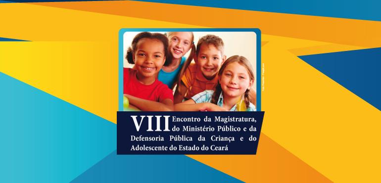 Inscrições para o VIII Encontro da Magistratura, do Ministério e da Defensoria prosseguem até o dia 25
