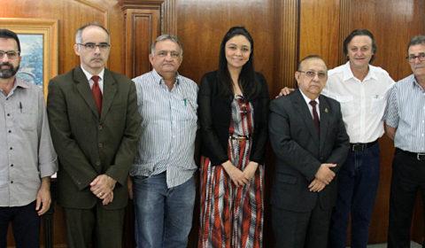 Reunião na Corregedoria-Geral da Justiça discute a regularização fundiária no Ceará