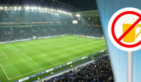 Enquete TJCE: 61% dos internautas são contra a liberação de bebidas alcoólicas nos estádios