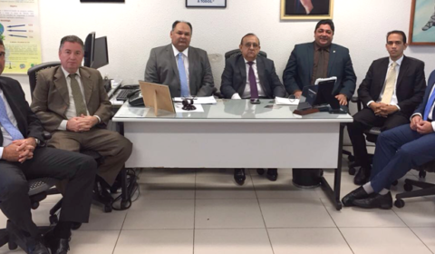 Corregedor-geral da Justiça inicia inspeção na 3ª Vara Cível de Fortaleza