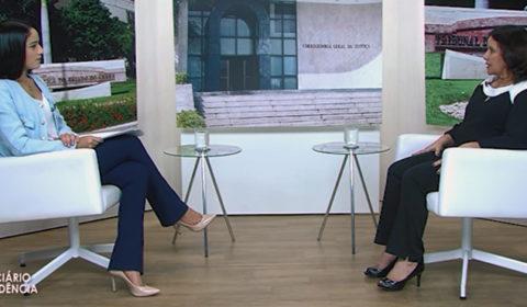 """Projetos na área de Gestão de Pessoas do TJCE são destaque no """"Judiciário em Evidência"""" desta semana"""