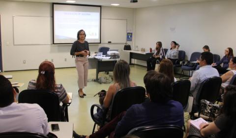 Esmec sedia aulas presenciais para 117 alunos do curso de Mediação do Nupemec
