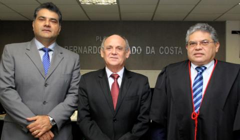 Juízes Mauro Ferreira Liberato e Francisco Carneiro Lima são eleitos novos desembargadores do TJCE