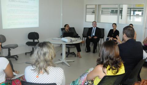 Núcleo de Justiça Restaurativa articula cooperação com universidades