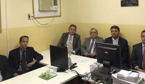 Corregedor-Geral da Justiça inicia as inspeções judiciais de julho na Comarca de Beberibe