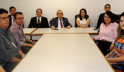Corregedoria-Geral realiza inspeção na 29ª Vara Cível de Fortaleza