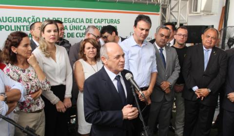 Inauguradas novas instalações da Vara de Audiências de Custódia de Fortaleza