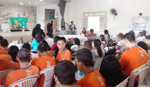 Juizado de Caucaia seleciona sete instituições para financiar projetos sociais no município