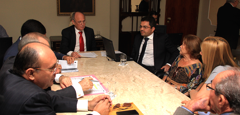 Audiências de conciliação em precatórios do Estado começam no Tribunal de Justiça do Ceará