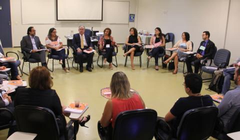 Curso na Esmec destaca importância do enfoque restaurativo na solução de conflitos