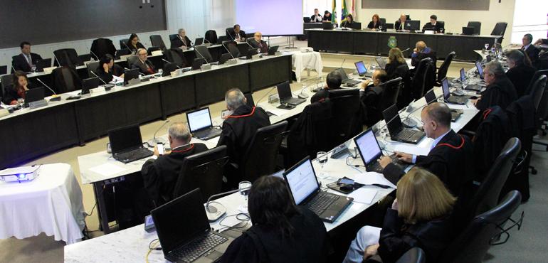TJCE aprova alterações no projeto de lei de Organização Judiciária do Estado