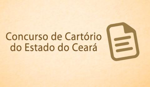 Comissão disponibiliza novos documentos sobre concurso de cartórios no Portal do TJCE