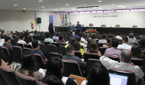 Tutela Provisória é tema da palestra de abertura do Ciclo de Estudos sobre o CPC promovido pela Esmec