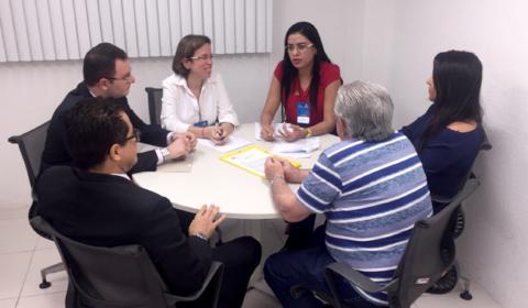 Centro Judiciário do Fórum realiza pauta concentrada de mediação com ações da Unimed