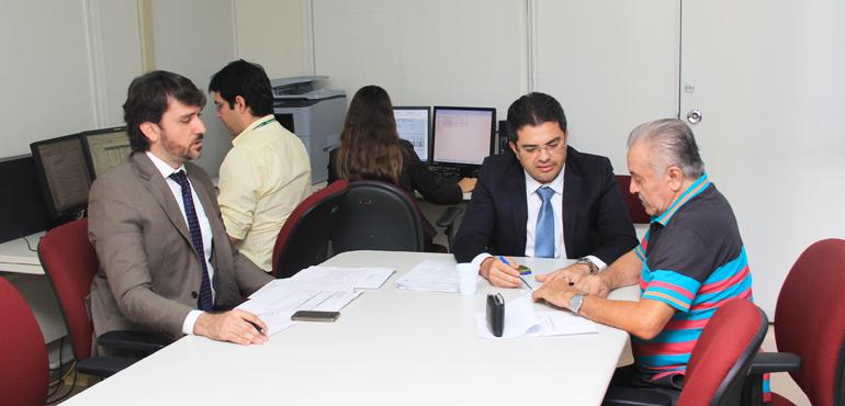 Assessoria de Precatórios do Tribunal realiza mais 14 audiências de conciliação em precatórios do Estado