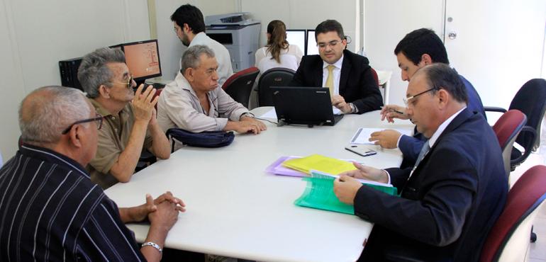 Audiências de conciliação em precatórios do Estado têm continuidade no TJCE